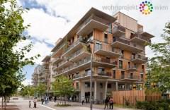 Wohnprojekt Wien in Trägerschaft des Vereins für nachhaltiges Leben