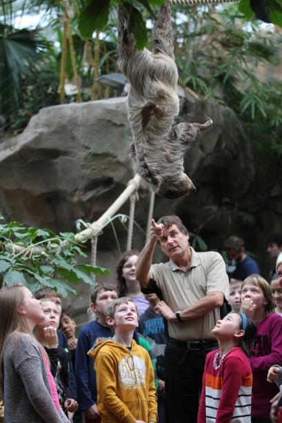 Zooschule, Foto: Zoo Rostock, Gohlke
